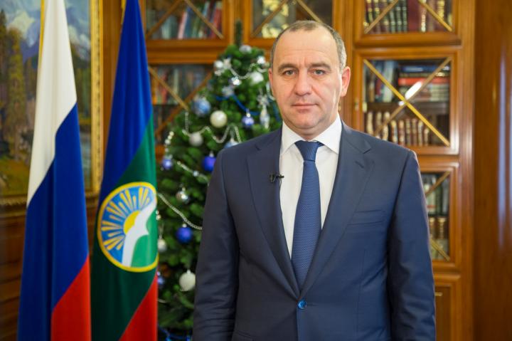 Главе Карачаево-Черкесской республики  Р.Б. Темрезову